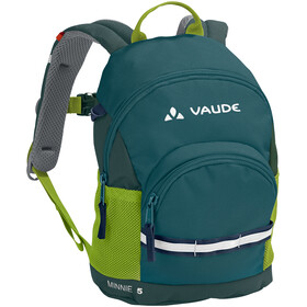 VAUDE Minnie 5 Rucksack Kinder petroleum
